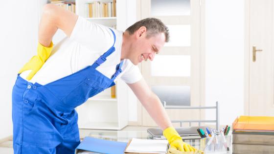 Cómo prevenir accidentes de trabajo