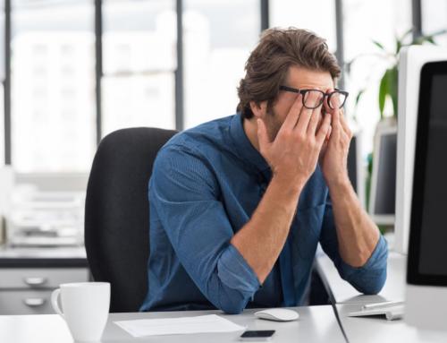 Estrés, uno de los principales problemas de salud laboral